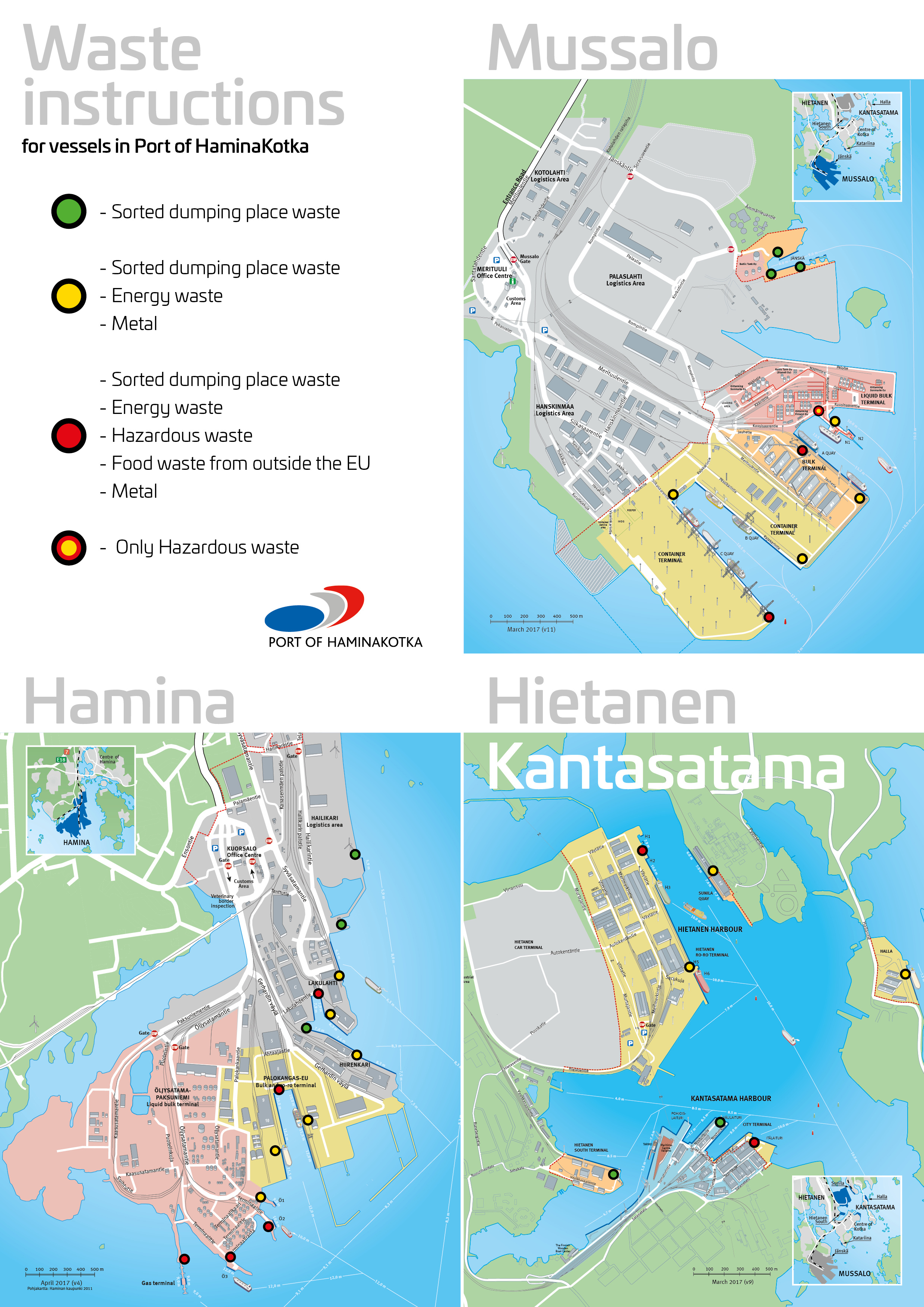 Waste management Port of HaminaKotka