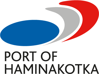 Port of HaminaKotka logo 2-rivi