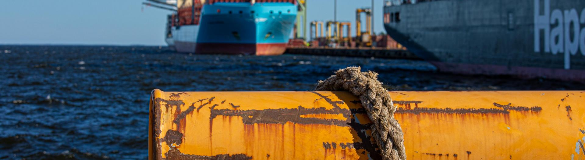 Port of HaminaKotka Services Main Picture